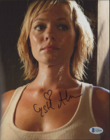 "Crystal Allen Signed ""Anacondas: Trail of Blood"" 8x10 Photo (Beckett COA) at PristineAuction.com"