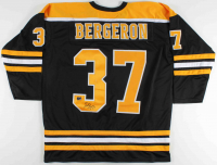 Patrice Bergeron Signed Jersey (Bergeron COA) at PristineAuction.com