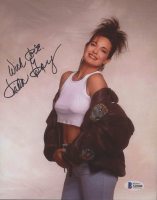 "Linda Gray Signed 8x10 Photo Inscribed ""With Love"" (Beckett COA) at PristineAuction.com"