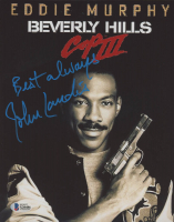 """John Landis Signed """"Beverly Hills Cop III"""" 8x10 Photo Insscribed """"Best Always"""" (Beckett COA) at PristineAuction.com"""