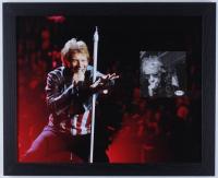 "Jon Bon Jovi Signed ""Bon Jovi 2020"" 18x22 Custom Framed CD Booklet Display (PSA COA) at PristineAuction.com"
