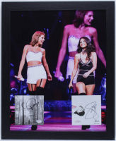 Taylor Swift & Selena Gomez Signed 18x22 Custom Framed CD Cover Display (PSA Hologram) at PristineAuction.com