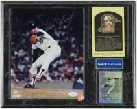 Goose Gossage Signed Yankees 12x15 Custom Plaque Photo Display (JSA COA) at PristineAuction.com