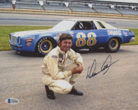Donnie Allison Signed 8x10 Photo (Beckett COA) at PristineAuction.com