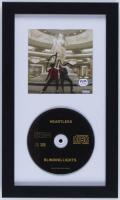 "The Weeknd Signed ""Heartless"" 8x14 Custom Framed CD Cover Display (PSA Hologram) at PristineAuction.com"