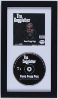 "Snoop Dogg Signed ""Tha Doggfather"" 8x14 Custom Framed CD Cover Display (PSA Hologram) at PristineAuction.com"
