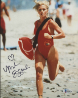 "Nicole Eggert Signed ""Baywatch"" 8x10 Photo (Beckett COA) at PristineAuction.com"