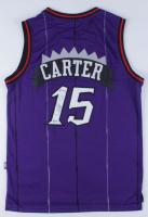 Vince Carter Signed Raptors Jersey (PSA COA & Beckett Hologram) at PristineAuction.com