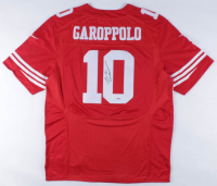 Jimmy Garoppolo Signed 49ers Jersey (PSA Hologram) at PristineAuction.com