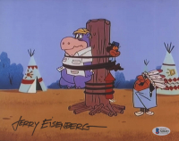 "Jerry Eisenberg Signed ""What A Cartoon"" 8x10 Photo (Beckett COA) at PristineAuction.com"