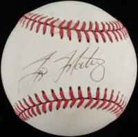 Tino Martinez Signed OAL Baseball (JSA COA) at PristineAuction.com