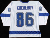 Nikita Kucherov Signed Jersey (YSMS COA) at PristineAuction.com