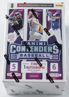 2020 Panini Contenders Baseball Blaster Box with (6) Packs at PristineAuction.com