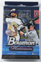 2020 Bowman Platinum Baseball Hanger Box with (24) Cards at PristineAuction.com