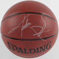 Kyrie Irving Signed NBA Basketball (PSA COA) at PristineAuction.com