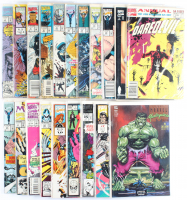 Lot of (21) Assorted Marvel Comic Books Issues Ranging from #1 - #19 at PristineAuction.com