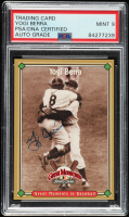 Yogi Berra Signed 1997 Jimmy Dean #NNO (PSA Encapsulated) at PristineAuction.com