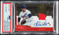 Nolan Ryan Signed 2005 Ultimate Collection Materials #NR Jersey (PSA Encapsulated) at PristineAuction.com
