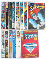 Lot of (15) Superman DC Comic Books Issues Ranging from #1 - #501 at PristineAuction.com