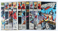 Lot of (10) Daredevil Marvel Comic Books Issues Ranging from #292 - #311 at PristineAuction.com
