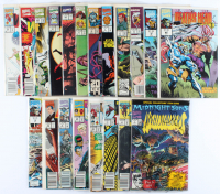 Lot of (20) Assorted Marvel Comic Books Issues Ranging from #1 - #283 at PristineAuction.com