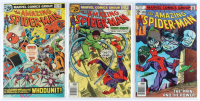 Lot of (3) Amazing Spider-Man Marvel Comic Books Issues Ranging from #155 - #181 at PristineAuction.com