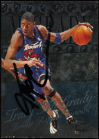 Tracy McGrady Signed 1998-99 Metal Universe #51 (JSA COA) at PristineAuction.com