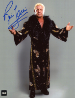 Ric Flair Signed 8x10 Photo (COJO COA) at PristineAuction.com