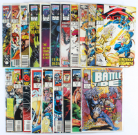 Lot of (20) Assorted Marvel Comic Books Issues Ranging from #1 - #94 at PristineAuction.com