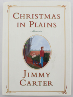"Jimmy Carter Signed ""Christmas in Plains"" Hard Cover Book (JSA COA) at PristineAuction.com"
