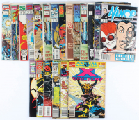 Lot of (20) Assorted Marvel Comic Books Issues Ranging from #1 - #109 at PristineAuction.com