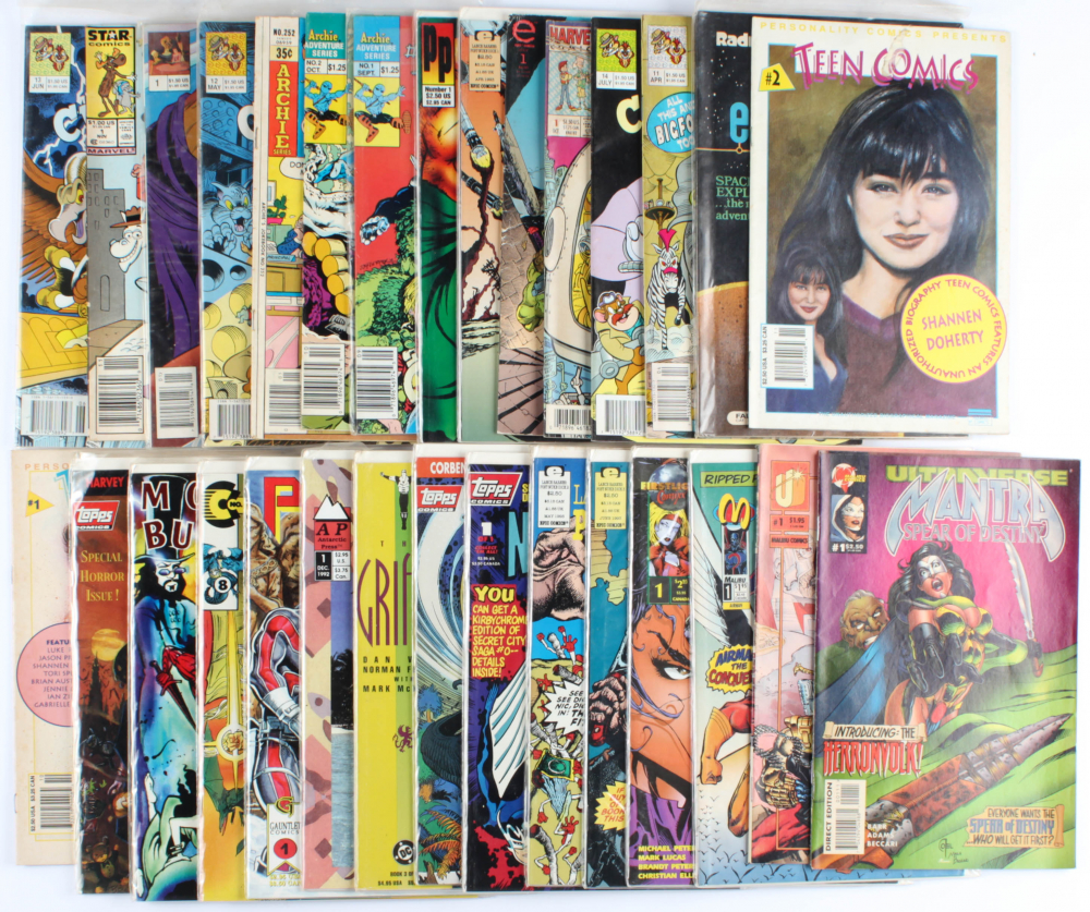 Lot of (20) Assorted Comic Books Issues Ranging from #1 - #252 at PristineAuction.com