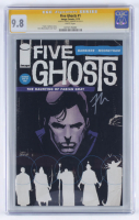 "Frank J. Barbiere Signed 2013 ""Five Ghosts"" Issue #1 Image Comic Book (CGC 9.8) at PristineAuction.com"