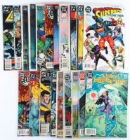 Lot of (20) Assorted DC Comics Comic Books Issues Ranging from #1 - #685 at PristineAuction.com