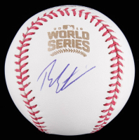 Theo Epstein Signed 2016 World Series Baseball (Beckett COA) at PristineAuction.com