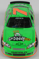 Danica Patrick Signed 2010 NASCAR #7 GoDaddy 1:24 Premium Action Die-Cast Car (JSA COA) at PristineAuction.com