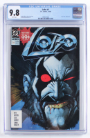 "1990 ""Lobo"" Issue #1 DC Comic Book (CGC 9.8) at PristineAuction.com"