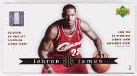 2003-04 Upper Deck LeBron James Card Box of (32) Cards at PristineAuction.com