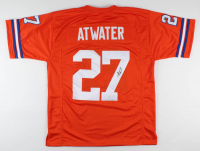 Steve Atwater Signed Jersey (JSA COA) at PristineAuction.com