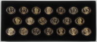 2010 Presidential Dollar Collection Complete Set with (20) Coins at PristineAuction.com
