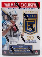 2017 Panini Donruss Elite Football Blaster Box of (20) Cards at PristineAuction.com