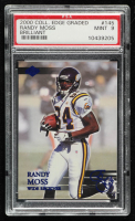 Randy Moss 2000 Collector's Edge EG Brilliant #145 (PSA 9) at PristineAuction.com