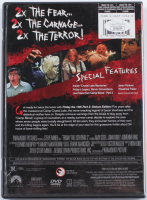 """""""Friday the 13th: Part 2"""" DVD Cast-Signed by (4) with Warrington Gillette, Amy Steel, John Furey, & Steve Daskewisz with Multiple Inscriptions (JSA COA) at PristineAuction.com"""