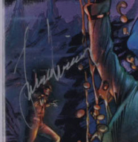 """Leonard Nimoy Signed LE 1993 """"Star Trek Annual"""" Issue #4 DC Comic Book (BGS Encapsulated) at PristineAuction.com"""