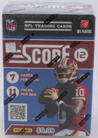 2012 Panini Score Football Blaster Box with (11) Packs at PristineAuction.com