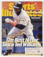 "Tony Gwynn Signed 1997 ""Sports Illustrated"" Magazine (PSA COA) at PristineAuction.com"