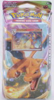 Pokemon TCG: Sword & Shield - Vivid Voltage Charizard Theme Deck with (60) Cards at PristineAuction.com