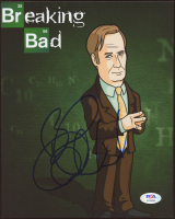 """Bob Odenkirk Signed """"Breaking Bad"""" 8x10 Photo (PSA COA) at PristineAuction.com"""