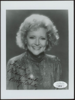 "Betty White Signed 5x7 Photo Inscribed ""Many Thanks!"" (JSA COA) at PristineAuction.com"