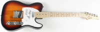 Scott Ian, Joey Belladonna, Jonathan Donais & Charlie Benante Signed Full-Size Electric Guitar (JSA COA) at PristineAuction.com